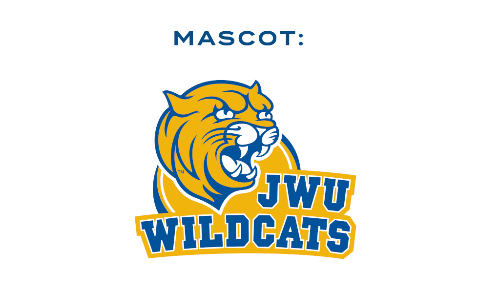 JWU's athletics teams are called the Wildcats