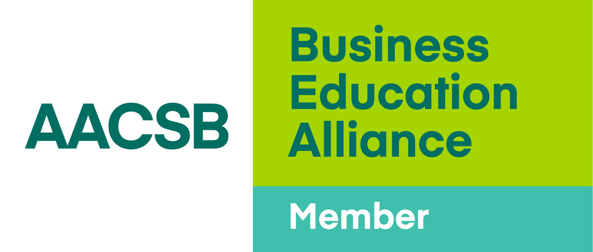 Graphic: AACSB Business Education Alliance Member