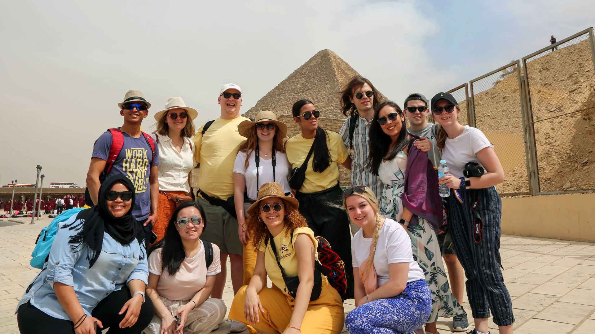 Study Abroad trip to Egypt