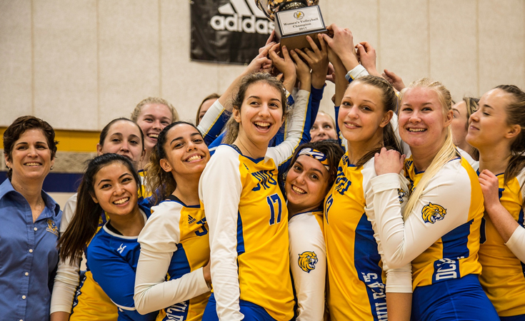 JWU Women's Volleyball