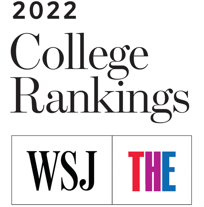 College Rankings WSJ