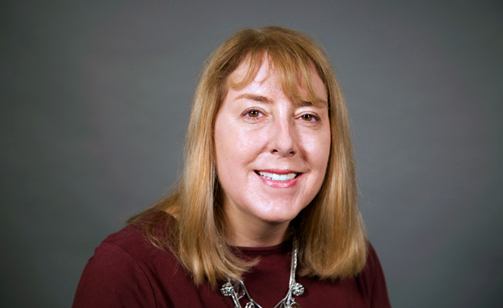 Associate Professor Diane McCrohan