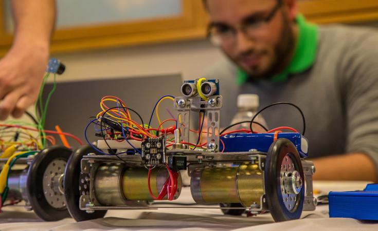 robotics engineering  bs
